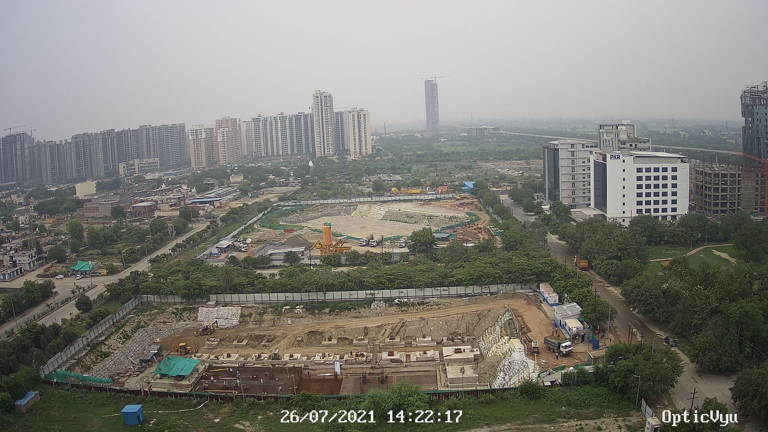 LNT NGO construction site