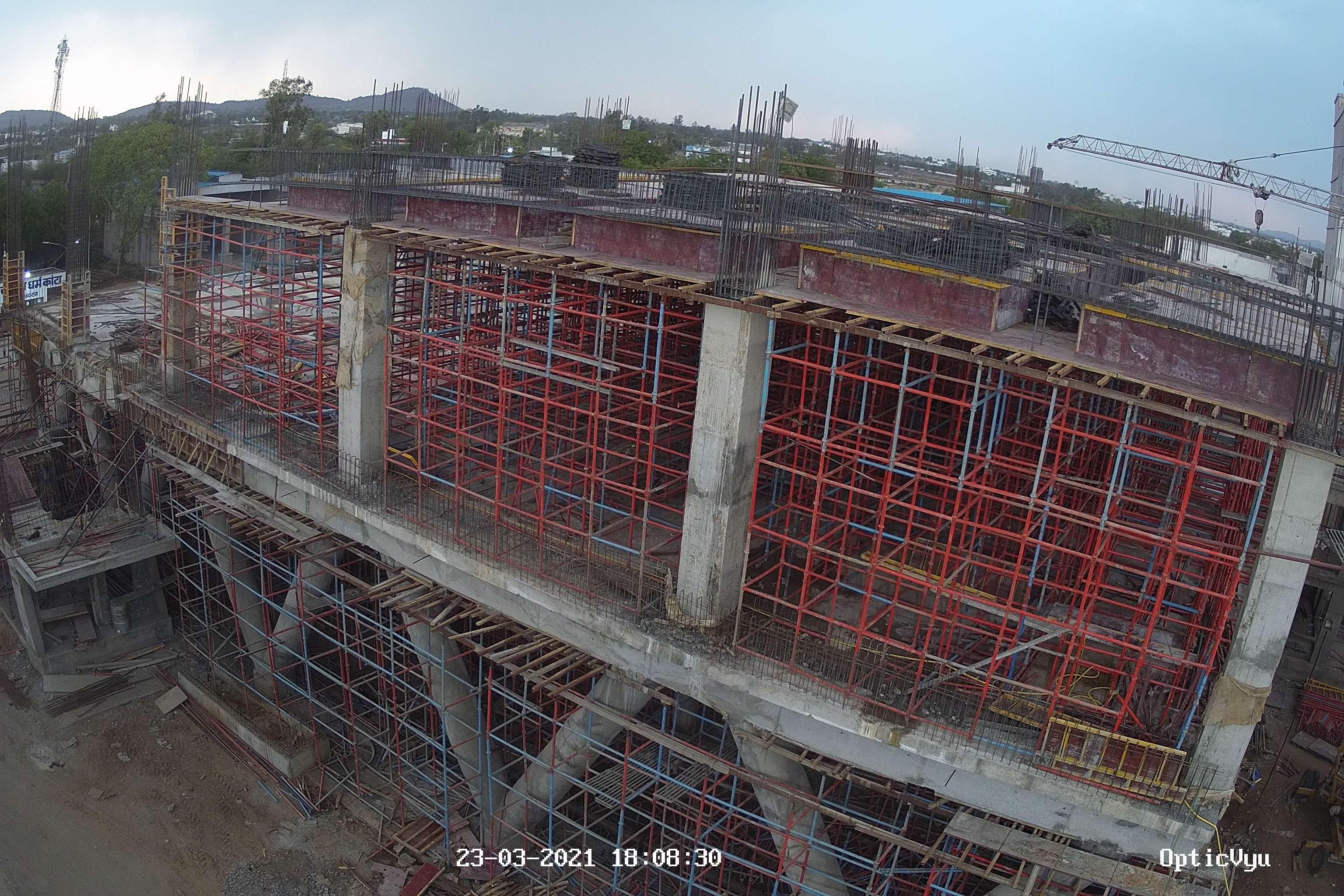 NGO Housing site handling
