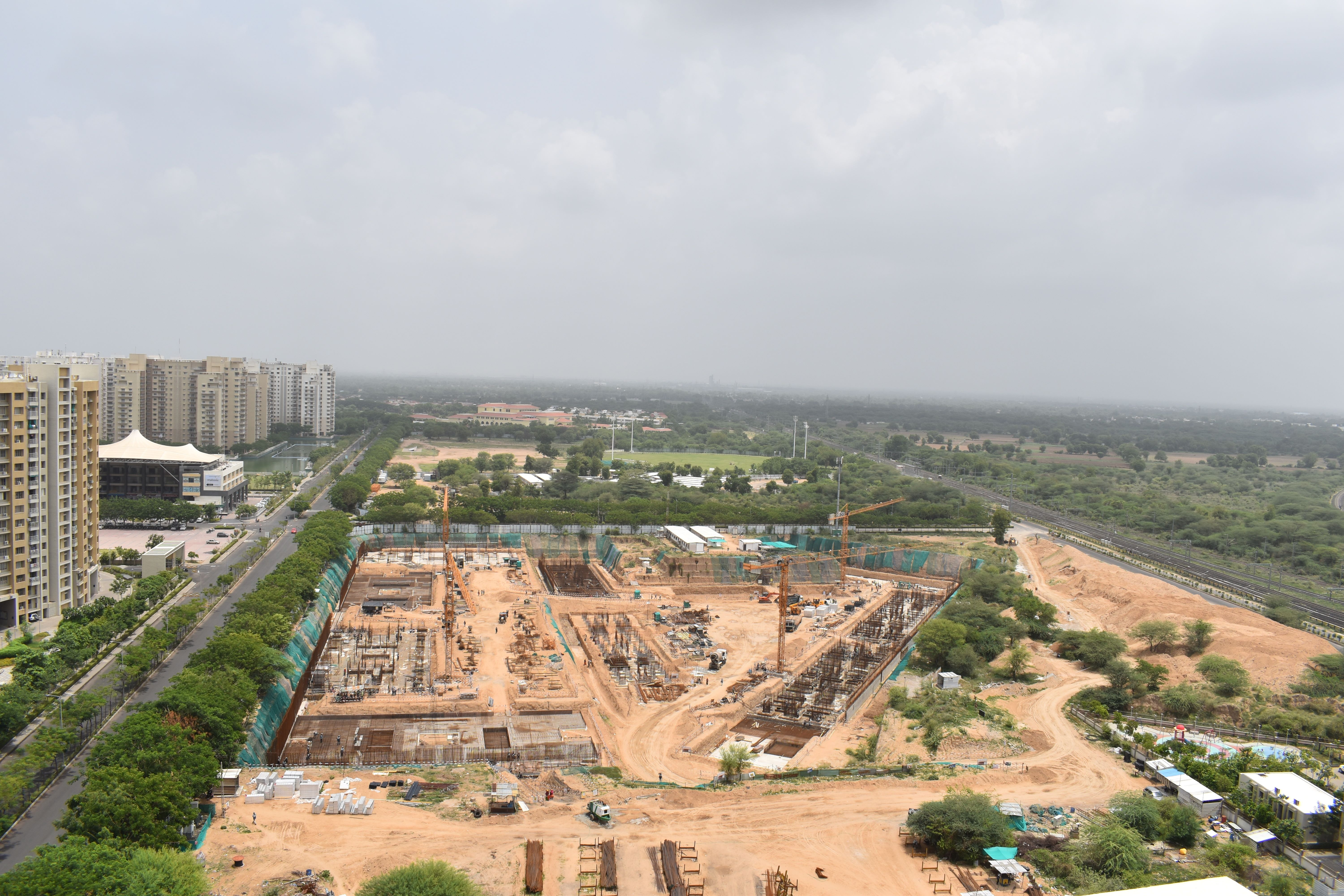 construction site sample image